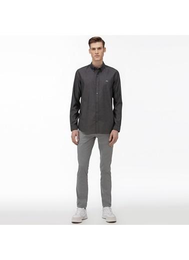 Lacoste Erkek Slim Fit Pantolon HH0990.90A Gri
